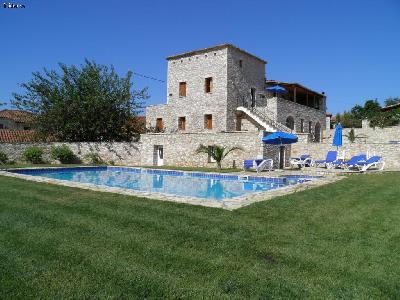 Villa  - Messinia Peloponnese