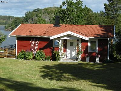 Swedish Cottage at Bay side