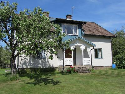 House close to Isaberg, Hestra