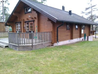 Sommerhouse in timber