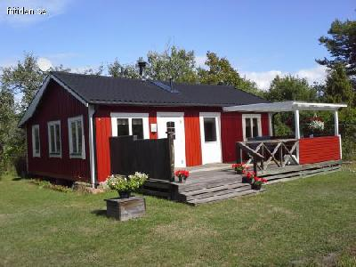 Cabin in Byrum Sandvik N Oland