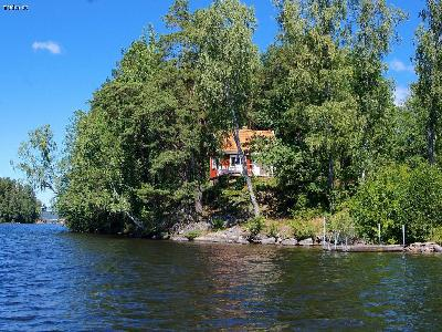 Cottage At Lake Gränna