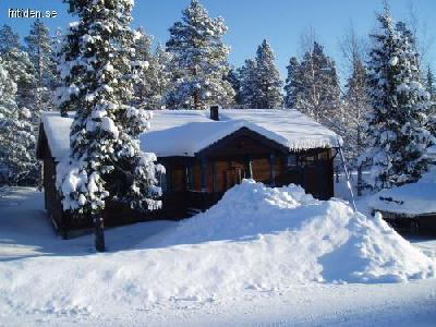Ski cottage, in Sälen moutains