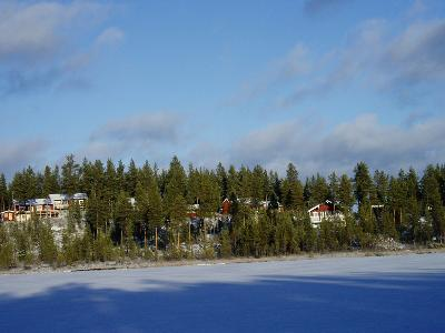 Oltjärn Holiday Resort